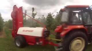Pryskanie i koszenie trawy - sezon 2015 - VITOMA