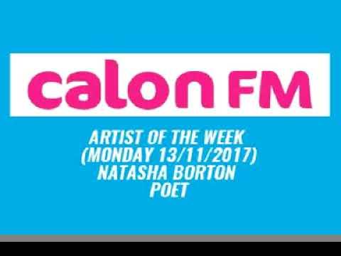 Calon FM Artist of the Week Natasha Borton