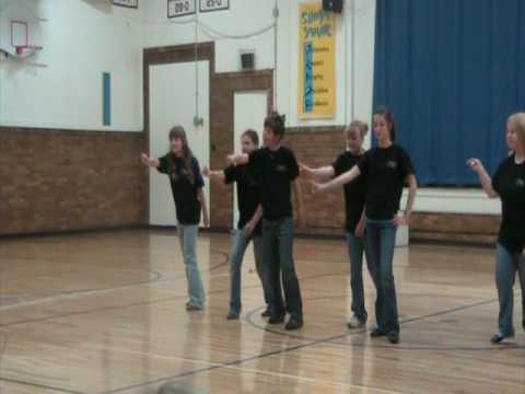 Performance at Carthage Middle School- Baby That is Rock and Roll