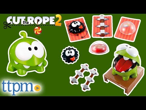 Cut the Rope Game from Mattel