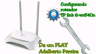 Aprenda como resetar e configura seu roteador TP link