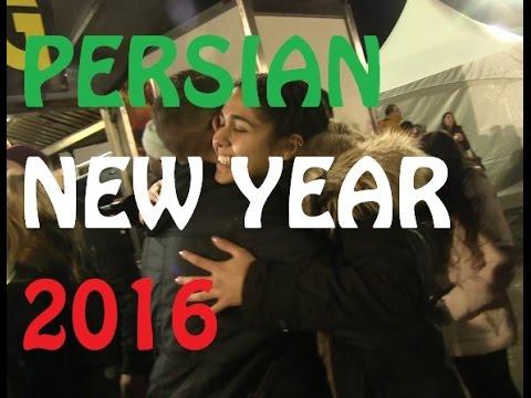 PERSIAN NEW YEAR 2016 - PERSIAN FOB