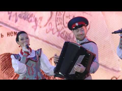 """""""Лизавета"""" в исполнении Московского Казачьего Хора!"""