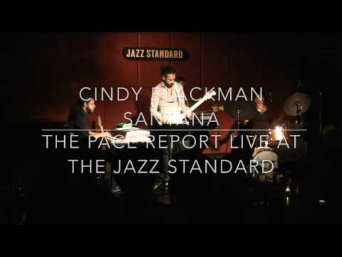 "The Pace Report: ""To Rock Hard In A Jazzy Space"" The Cindy Blackman Santana Interview"