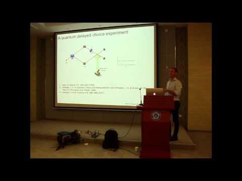 Alberto Peruzzo - Reconfigurable photonic circuits for quantum information