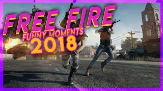 Free Fire FUNNY MOMENTS!-Garena Free Fire Gameplay Android 2018(MOBILE BATTLE ROYALE)