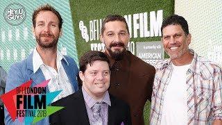 Tyler Nilson, Michael Schwartz & Zack Gottsagen Interview - The Peanut Butter Falcon Premiere