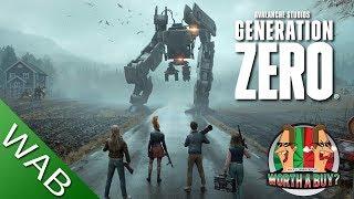 Generation Zero Review - Worthabuy?
