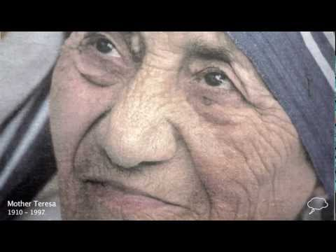 a biography of mother teresa a humanitarian Mother teresa quotes mother teresa  by the 1970s, she was internationally famed as a humanitarian and advocate for the poor and helpless.