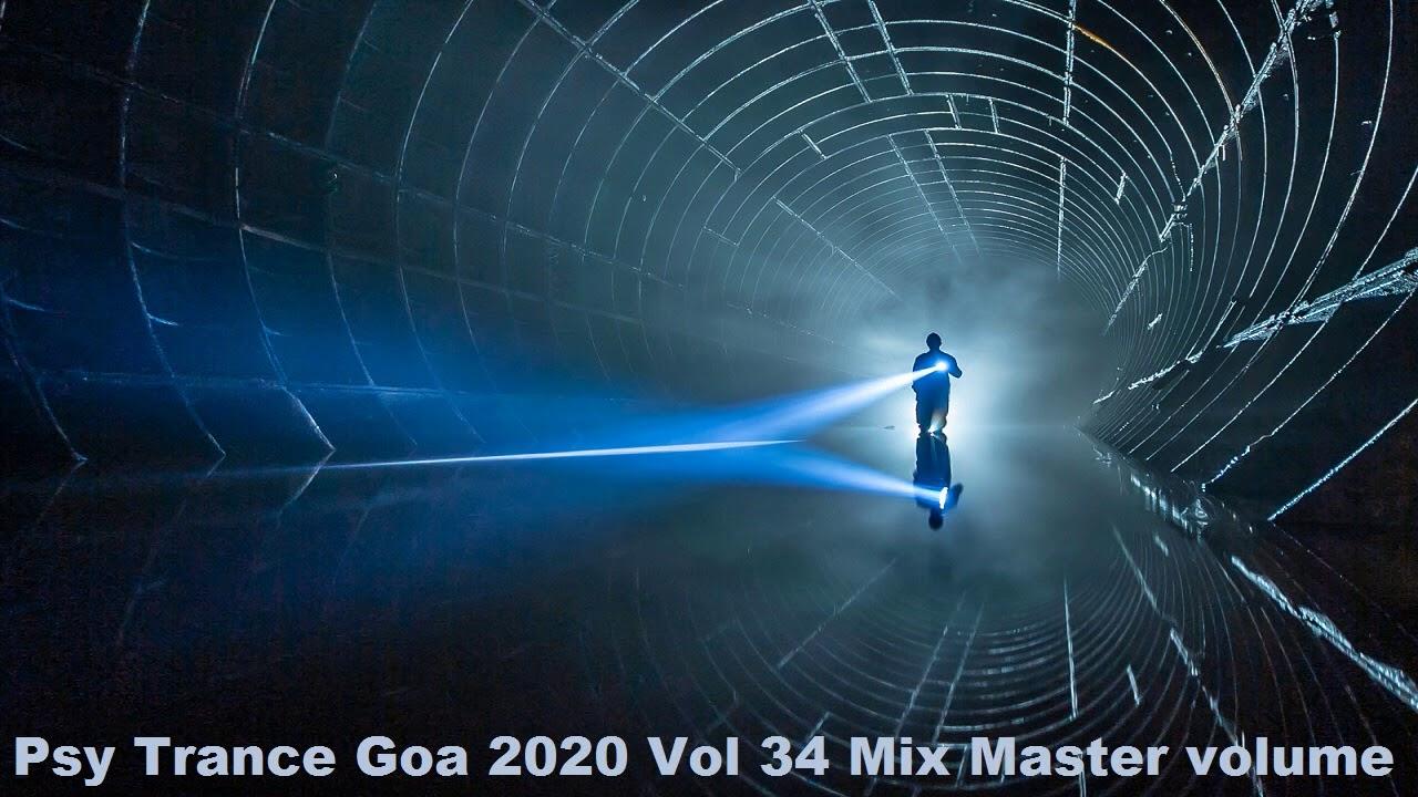 Psy Trance Goa 2020 Vol 34 Mix Master volume