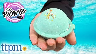 So Bomb DIY 3-Pack Bath Bomb Kit from Canal Toys