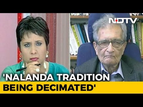 Notes Ban 'Despotic' And 'Authoritarian': Nobel Laureate Amartya Sen