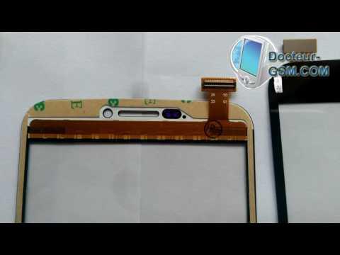 Réparer Ecran Vitre Tactile Archos 59 Xenon