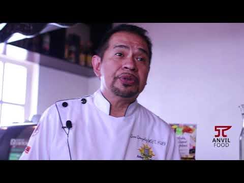 Chef Gene Gonzalez Shares his Food Journey