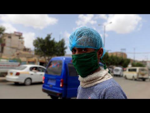 Les humanitaires s'inquiètent du premier cas de coronavirus au Yémen en guerre