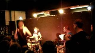 """Your Demise """"The Blood Stays On The Blade"""" Live @ Blogos (Bo) Italy 12/09/2009"""