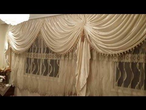 rideaux salon marocain 2017 youtube. Black Bedroom Furniture Sets. Home Design Ideas