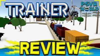 Trainer VR Review