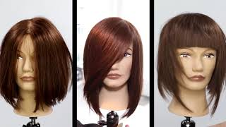 Come Learn My Secrets To Cutting a Perfect Bob Hands On March 25th, 2019