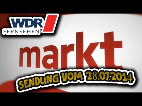 Die WDR Markt Sendung Vom 28.07.14