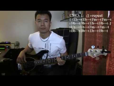Chin (Haka) Gospel song- Khrih Thawng In - Bass Cover