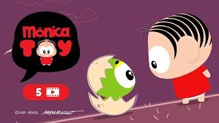 Mônica Toy | 5ª Temporada Completa (18 minutos de vídeo!) thumbnail