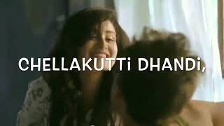 What's app status/Pondati ne pondati nee thandi song..
