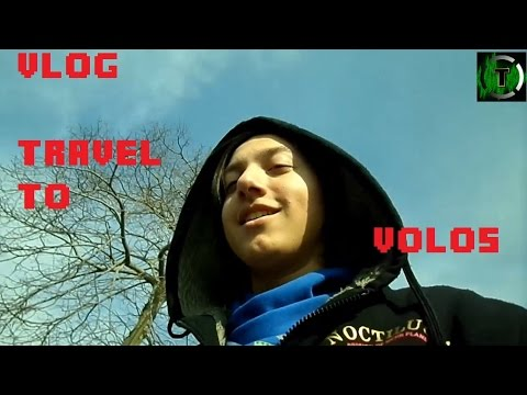 Vlog : Travel To Volos