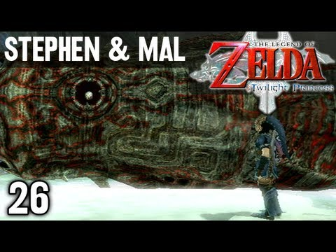 Stephen & Mal: Zelda Twilight Princess #26
