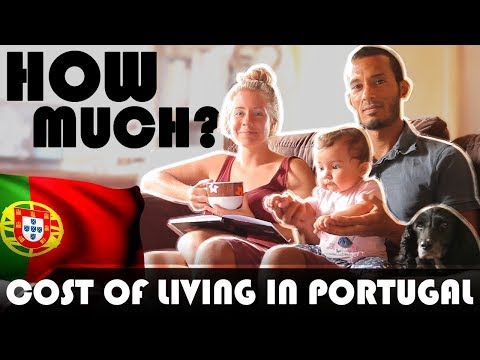 💰COST OF LIVING IN PORTUGAL 🇵🇹 - INTERVIEW - OUR BUDGET 💶