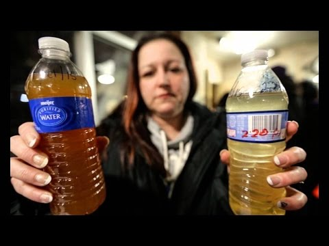 AMERICA GREAT AGAIN: TRUMP'S EPA SENDING $100 MILLION TO FIX FLINT, MI FAILING WATER INFRASTRUCTURE.