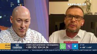 Гордон размазал Вакарова