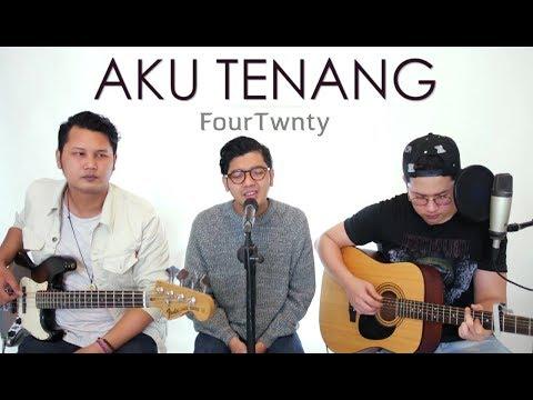 AKU TENANG - FOURTWNTY (LIVE Cover) Danis | Ajay | Oskar