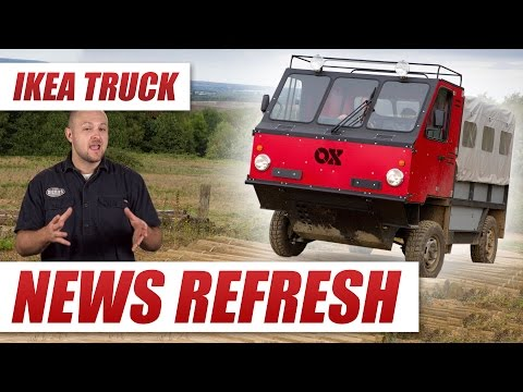OX: A Flat Pack Truck That Carries More Than an F-150 and Takes 12 Hours to Build