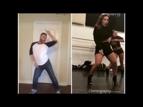Troy Miller  Swalla Angela Mahoney Choreography