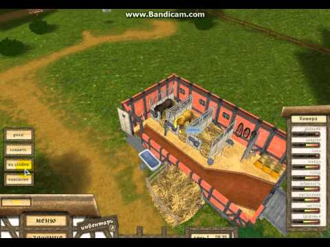 Обзор игры Поместье Солнечная долина часть 1 обзор фермы
