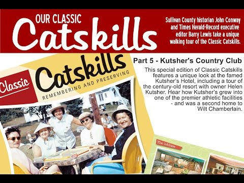 Part 5: Kutsher's Country Club - Classic Catskill