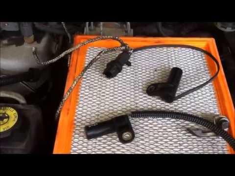 How To Diagnose A P0320 Crankshaft Position Sensor