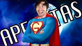 EL PEOR SUPERHEROE DEL MUNDO | Failman - JuegaGerman
