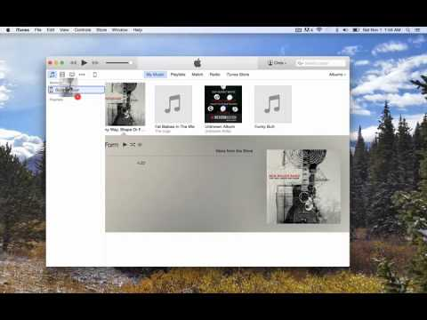 How to Manually Add and Remove Music and Movies from An iPhone or iPad Using iTunes