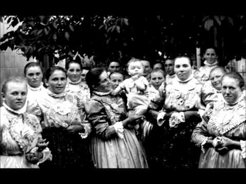 Aradáčska muzika - Mária Vychnálová - Hornom konci bývam, dolnom frajera mám