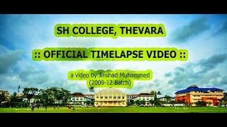 Sacred Heart College , Thevara .. SH College