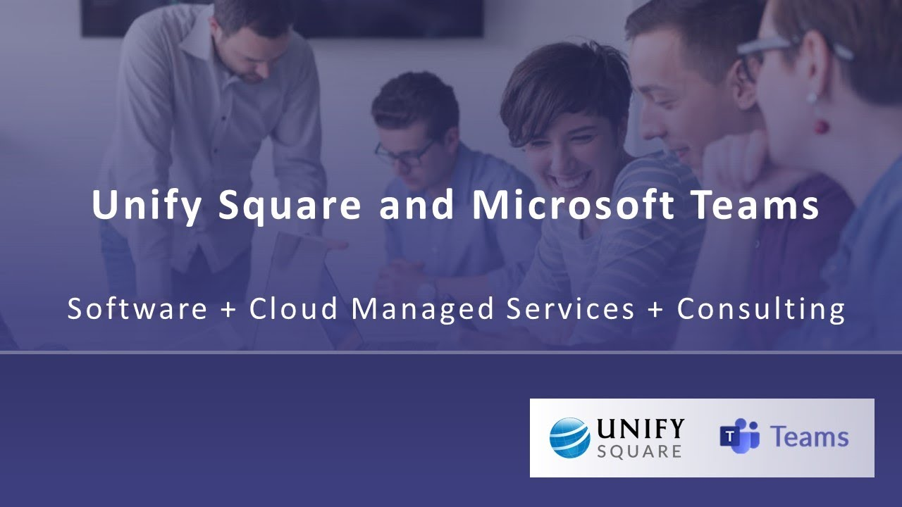 Teams management software, cloud managed services, & consulting