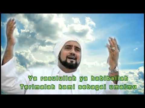 Habib Syeh - Lirik Rindu Rosululloh