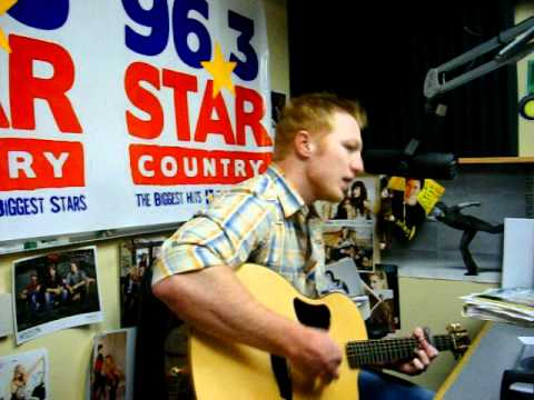 """Ash Bowers - """" A Good Girl"""" in the Star Country Studio"""