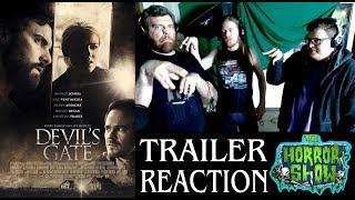 """""""Devil's Gate"""" 2018 Horror Movie Trailer Reaction - The Horror Show"""
