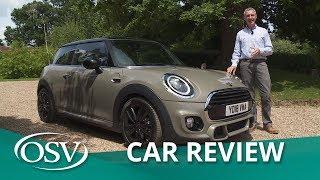 MINI 3 Door Hatch 2018 In-Depth Review   OSV Car Reviews