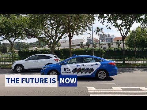 Crypto.com Taxis in Singapore - Behind the Scenes