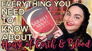 NON SPOILER BOOK REVIEW // House of Earth \u0026 Blood - Crescent City Book 1 by Sarah J. Maas
