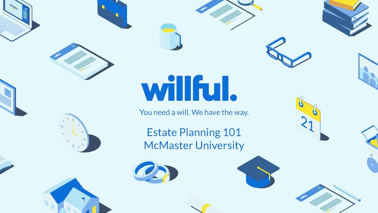 Image for Estate Planning 101 with Willful CEO, Erin Bury webinar